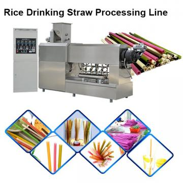 Edible Rice Straw Machine Extruder
