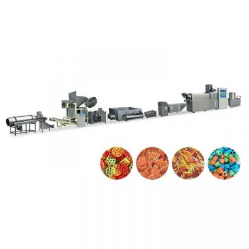 2D 3D Snack Pellet Machine