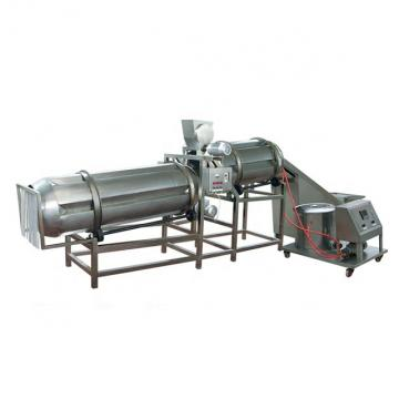 High Capacity Low Cost Kurkure Processing Machine
