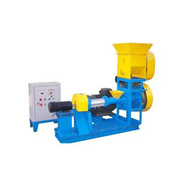 Feed Pellet Production Line Pet/Animal/Floating Fish Feed Pellet Making Machine