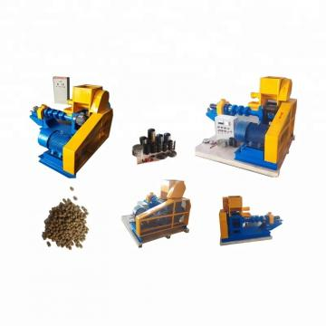 Pet Dog Cat Poultry Chicken Fish Feed Making Extruder Animal Feed Pellet Machine