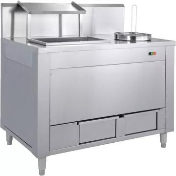 Automatic Stainless Steel Chicken Battering & Breading Machine