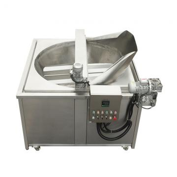 Nut Food Produce Line Frying Machine for Frozen Potato Chips Chicken Deep Fryer