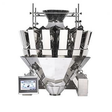 3 Head Linear Weigher Packaging Machine for Weighing Rice