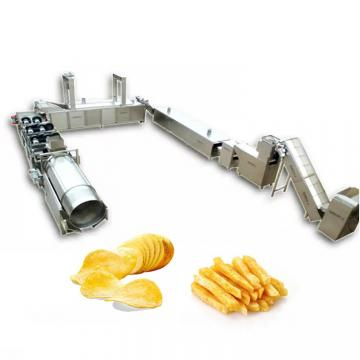 fully automatic potato chips making machine price / potato chips plant / potato crisp manufacturers