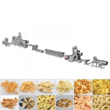 Easy operation high efficiency corn puffs snack food processing line
