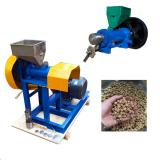 Floating and Sinking Fish Feed Extruder/Machine/Processing Line/Production L; Ine