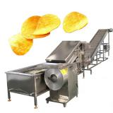 Factory Price Crisp Chips Making Machine Fully Automatic Potato Chips Production Line